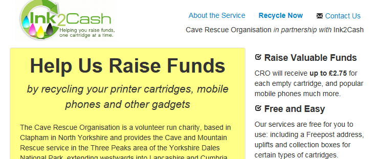 Appeal: Recycle to raise cash for CRO