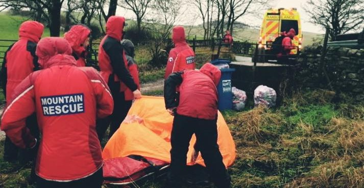 Rescue: UWFRA attend incident near Hetton