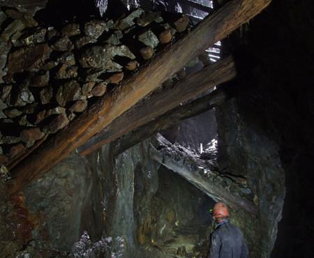News: Cwmystwyth underground works 2016