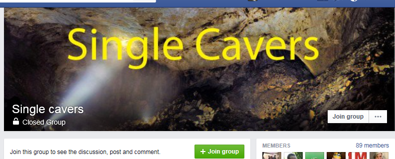 News: Plenty of cavers?