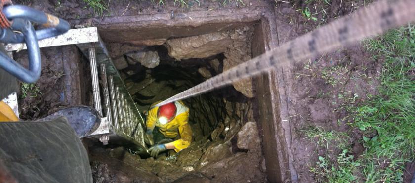 News: Tankard Shaft Dig, Priddy