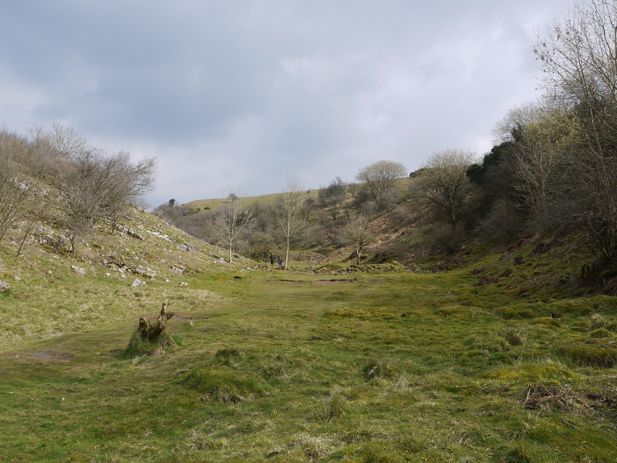 Velvet Bottom, Mendip Hills. Photo: Graham Mullan
