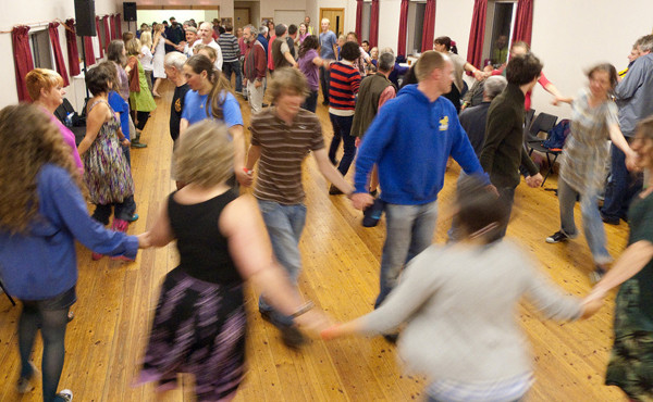 Event: Wessex Cave Club Ceilidh