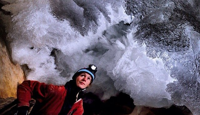 Event: Wilderness Lectures, Caves of North-East Greenland