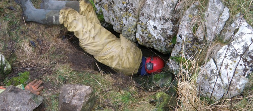 News: An invitation to join cave excavations at Lower Winskill