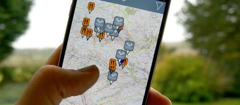 News: New app helps lead mining come to life in the Yorkshire Dales