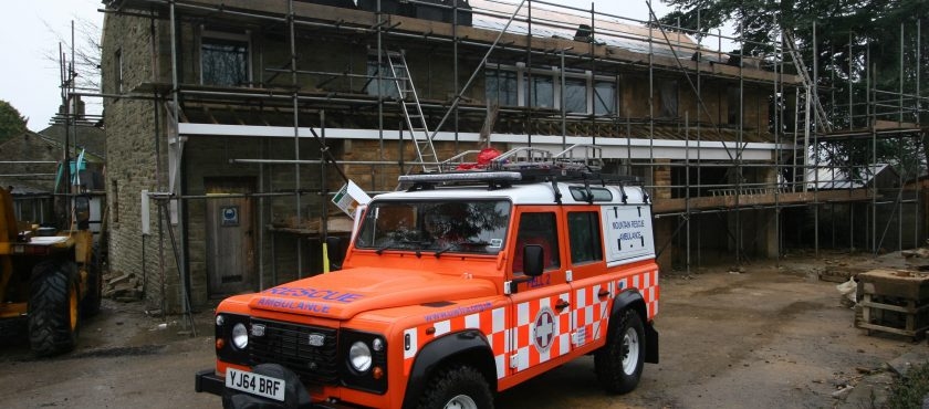 News: Upper Wharfedale Fell Rescue Gets Funds Boost