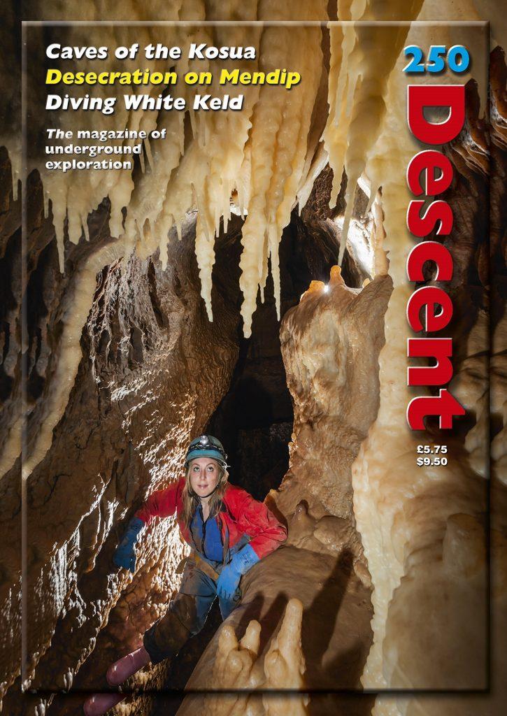 Descent (227), August 2012
