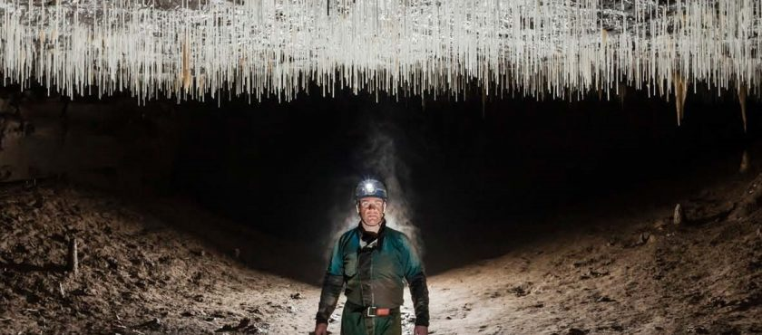 News: BCA Publishes Minimal Impact Caving Guidelines