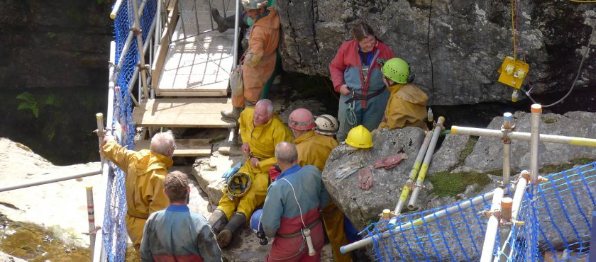 Event: Gaping Gill August Winch Meet