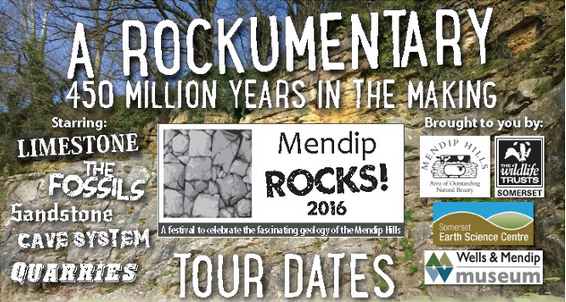 "Event: Mendip Rocks! 2016, 20th October – ""Underground and Overground in the Mendip Hills"""