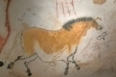 The 'Chinese Horse', Lascaux IV