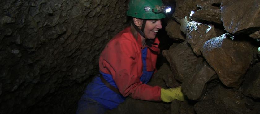 News: BBC Inside Out West Visit Pen Park Hole