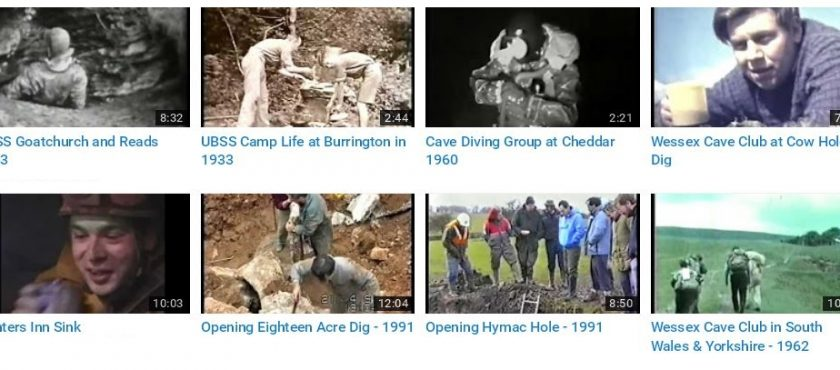 News: MCRA Film Archive Now Available On You Tube