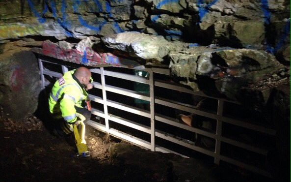 News: Two Rescues at Box Mines, Wiltshire