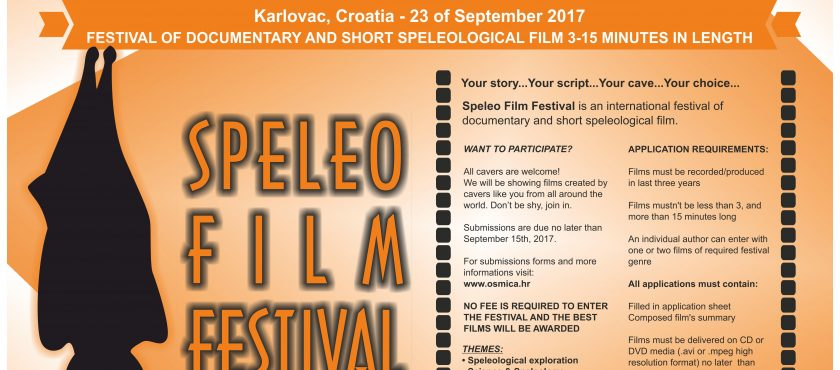 News: Speleo Film Festival 2017
