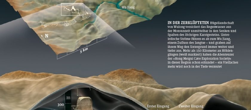 Cave Surveying – the next steps?