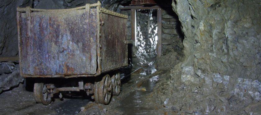 News: Update on Cwmystwyth Lefel Fawr works