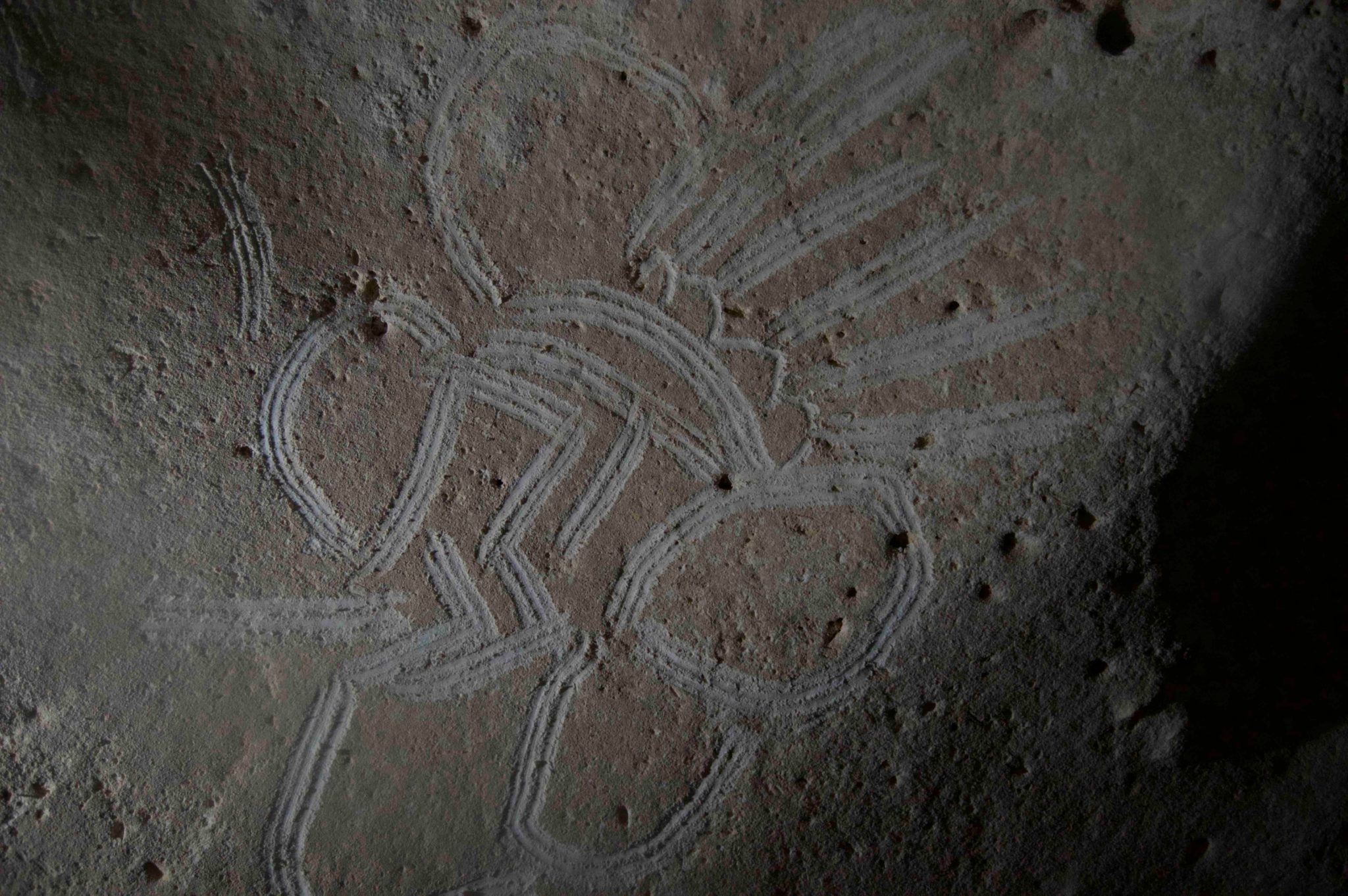 News: Pre Columbian Cave Art in the Caribbean