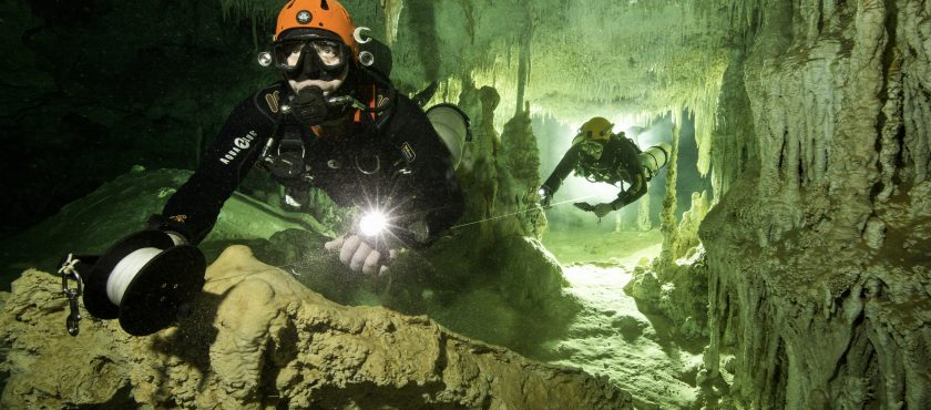 News: The World's Longest Underwater Cave System