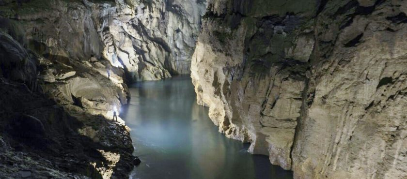 News: Exploring Large River Caves in West Papua