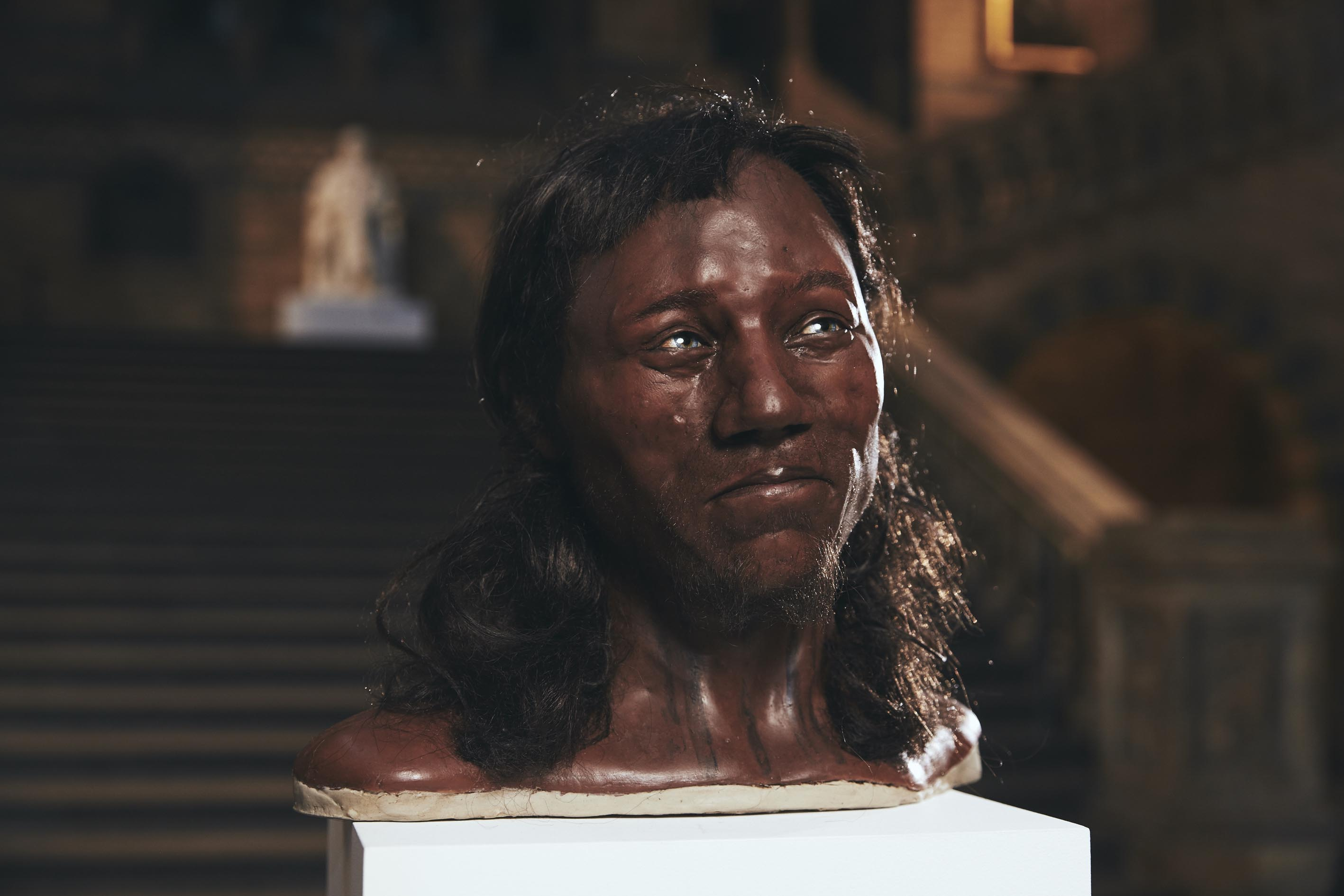 Twitter reacts to Cheddar Man's darkish pores and skin and blue eyes