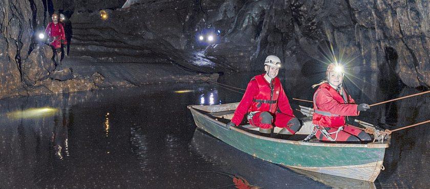 Wild Wookey Adventure Caving 2019 – It's not just walking around a bit!