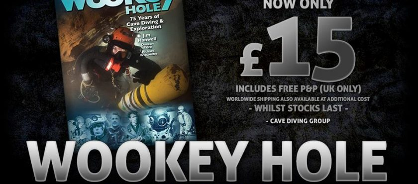 News: CDG Wookey Hole Book Now Available at a Special Price