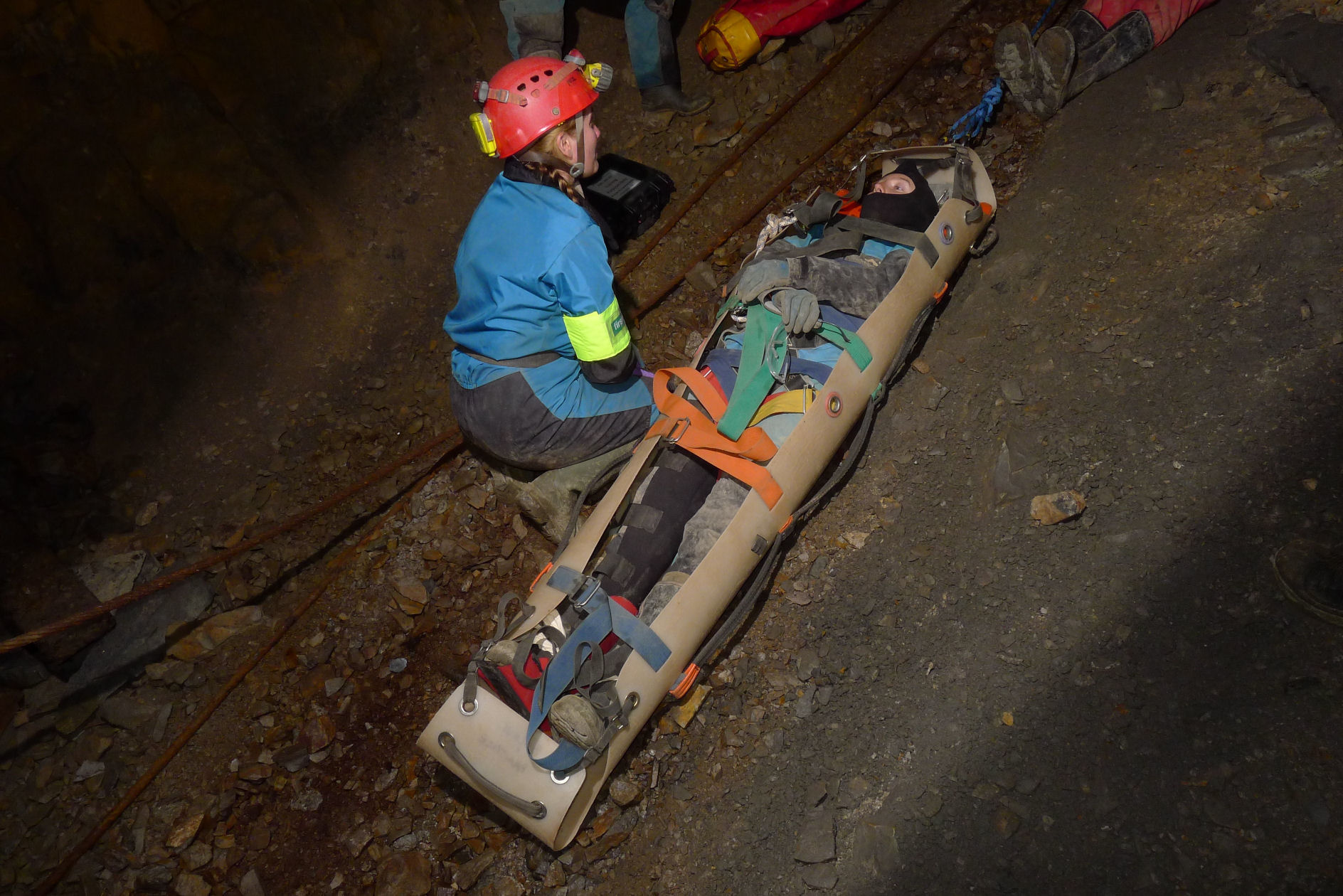 Appeal: South and Mid Wales Cave Rescue Team seeks £1,000