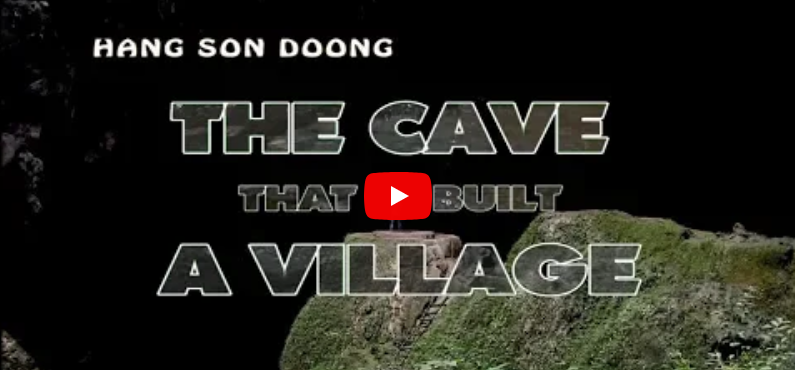 Hang Son Doong- the cave that built a village
