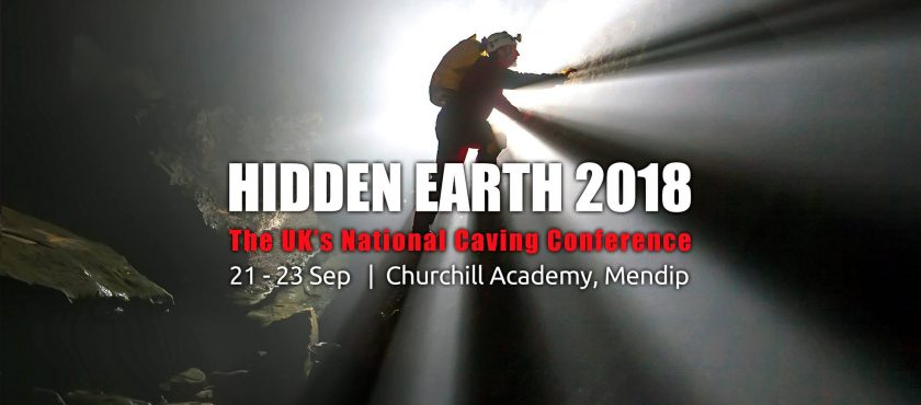 Hidden Earth 2018 – Meet the Darkness Below Team
