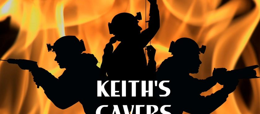 Keith's Cavers in The Search for the Missing Potholer – Part One