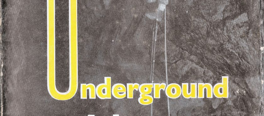 Book review: Underground Adventure