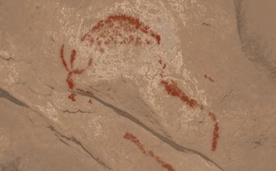 Archaeologists identify first figurative Palaeolithic cave art in the Balkans