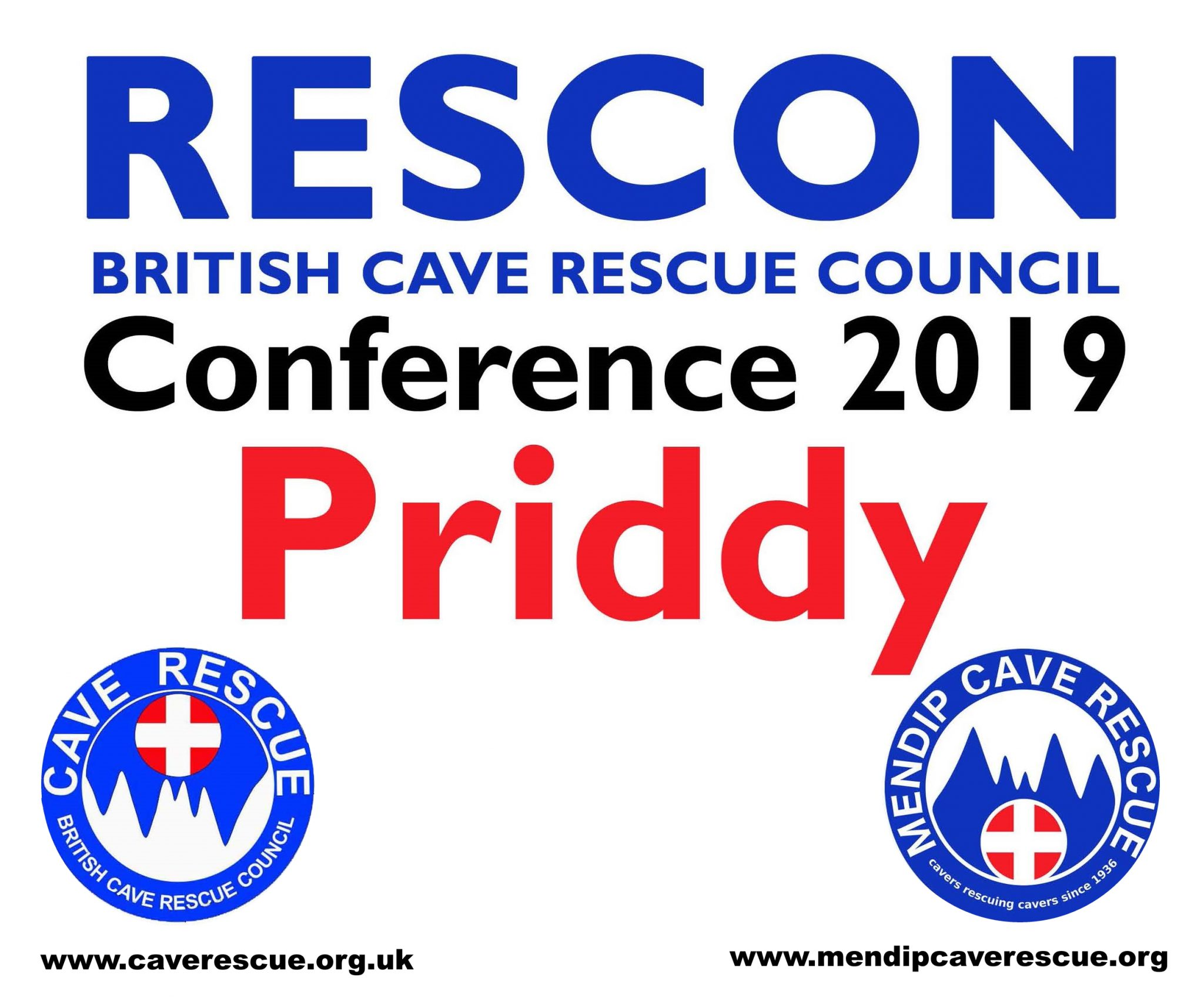 RESCON British Cave Rescue Conference 2019