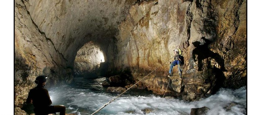 Big rivers, maze caves and a Roman dog – the latest in cave research from the BCRA