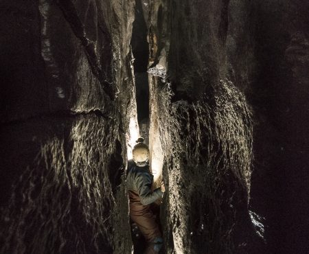Irish caves book wins Tratman award