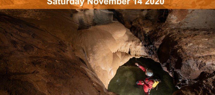 BCRA Cave Science Symposium, Saturday November 14 2020