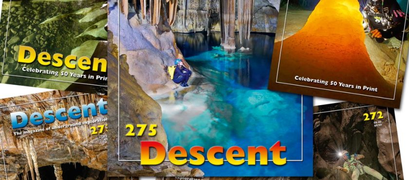 Descent 276 is coming soon with porcupines and maybe even dragons …