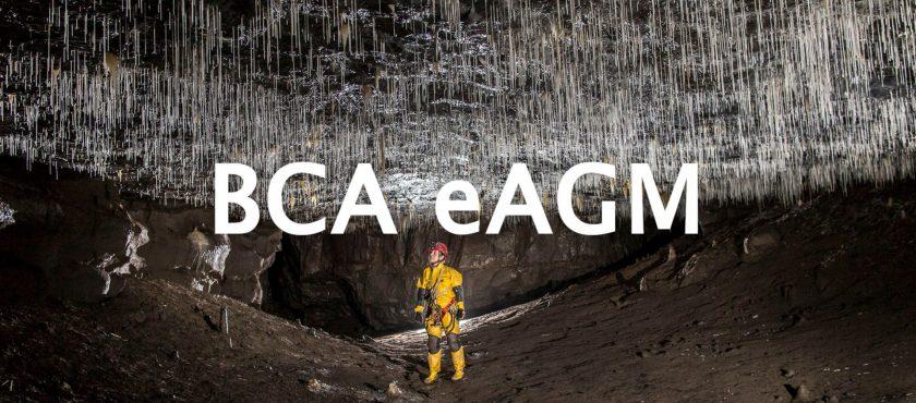 BCA eAGM Sunday 10th October 2021