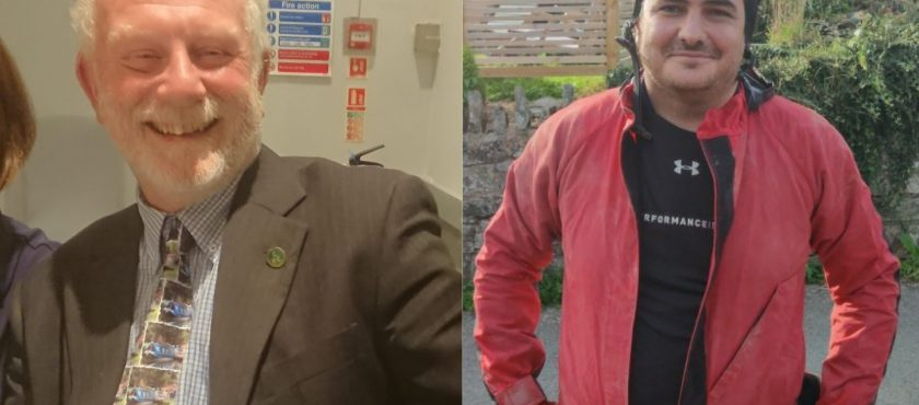 British Caving Association – hustings for election of chairman